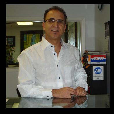 Aldo Amirgholi Carstar Mister Collision