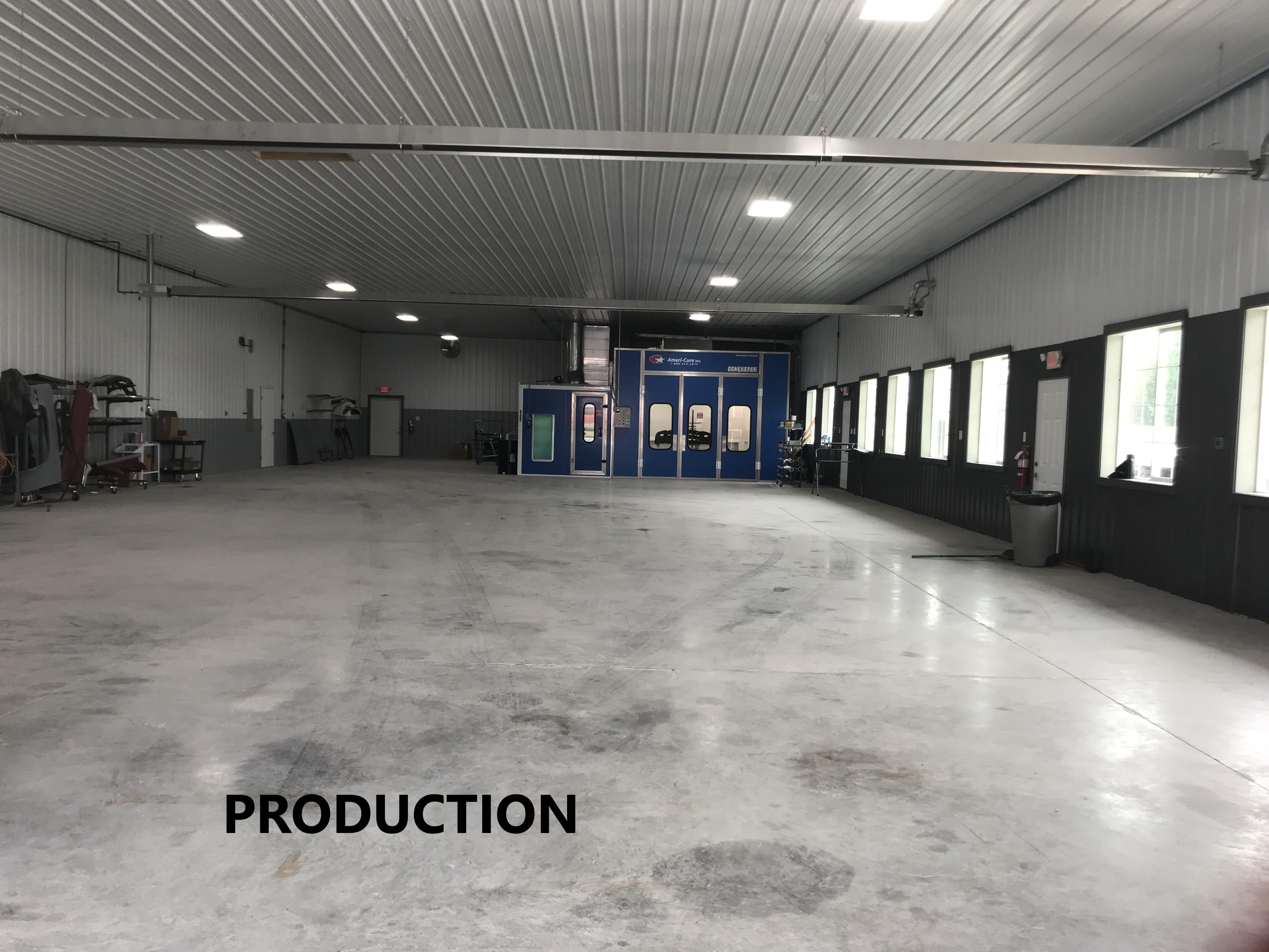 Carstar | Production Area
