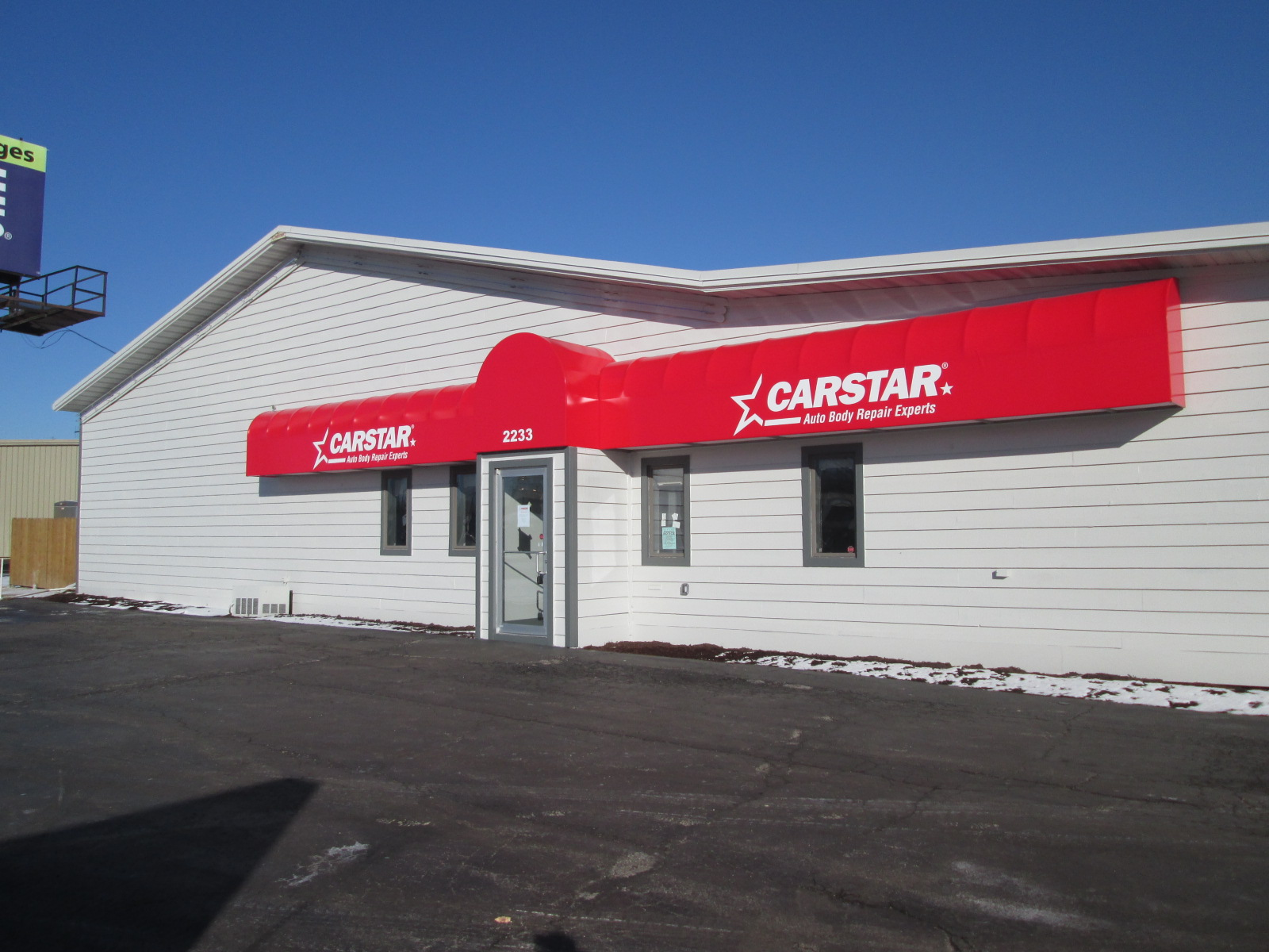 Carstar | front exterior