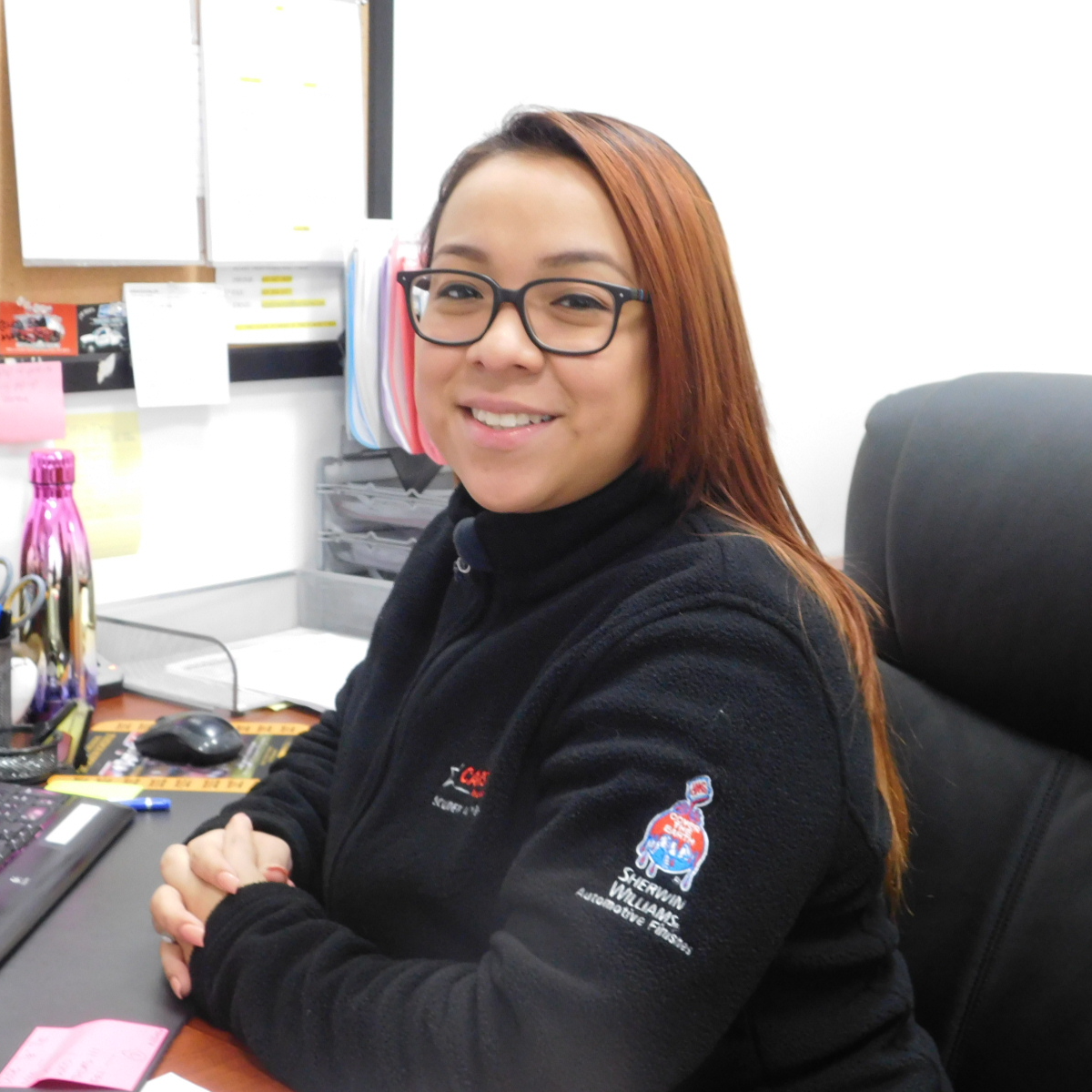 Nancy Cabrera - Customer Service Representative