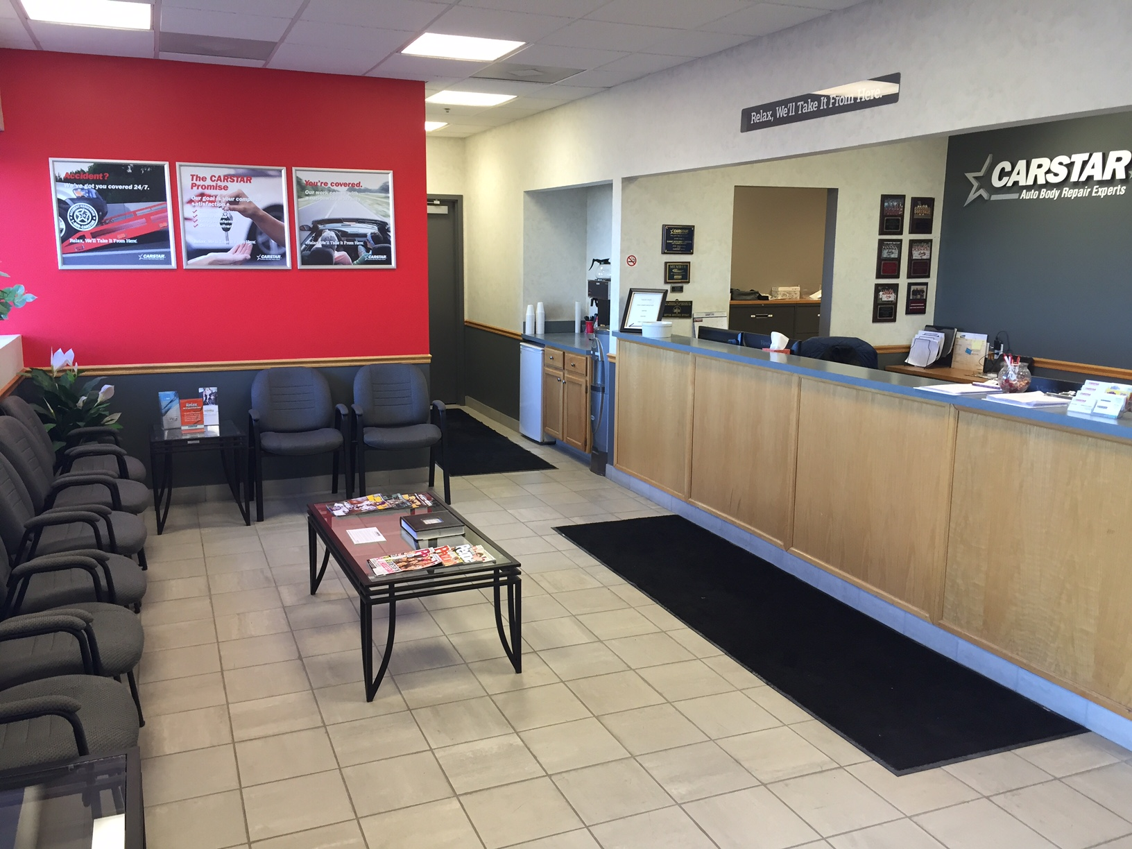 Summit Carstar front office