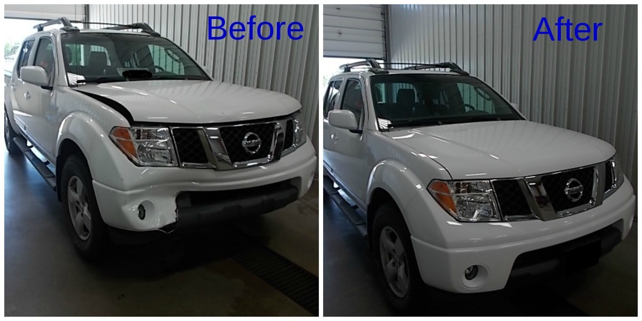 CARSTAR Eau Claire South: Before & After