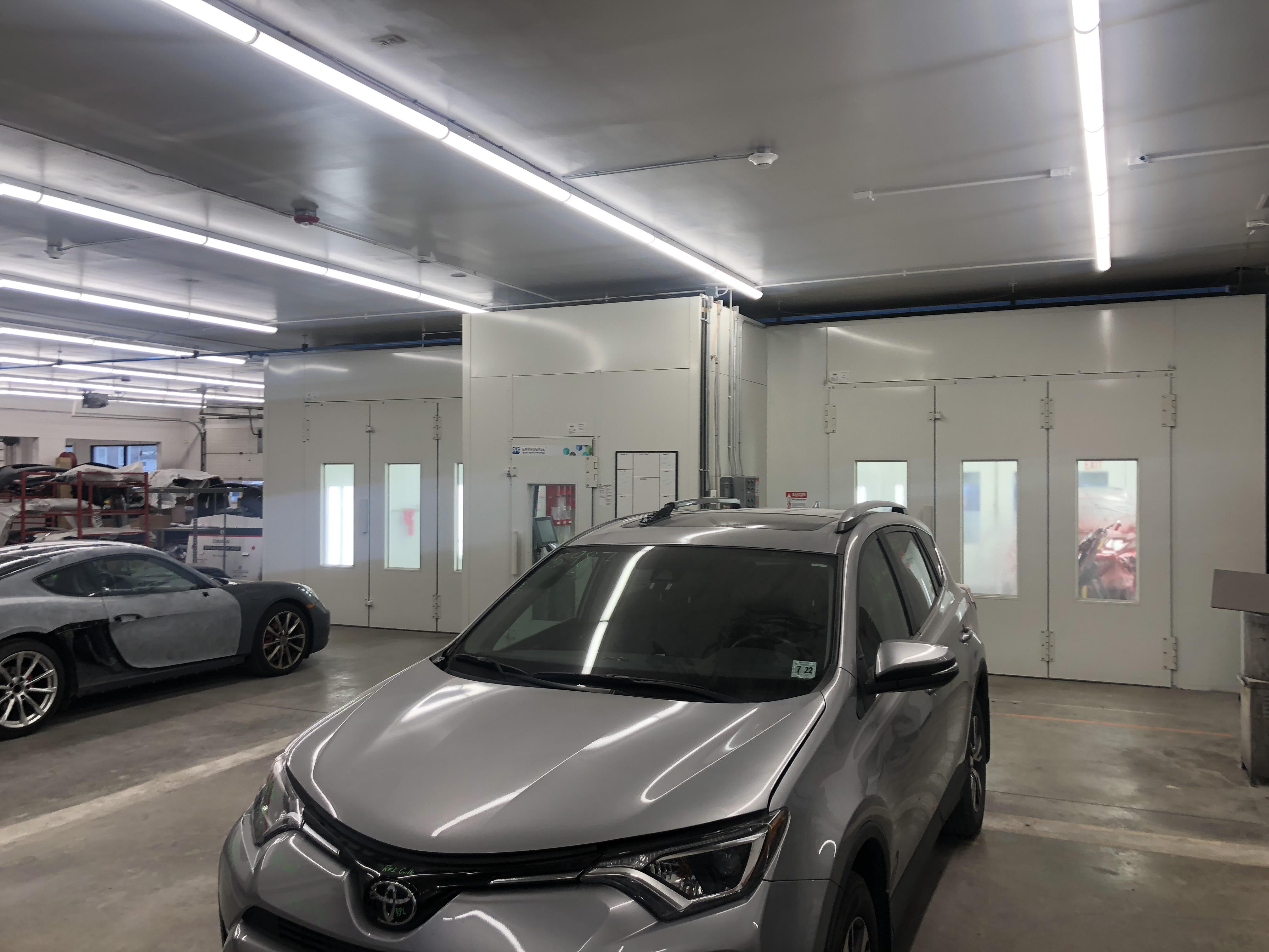 Carstar | Paint Booths