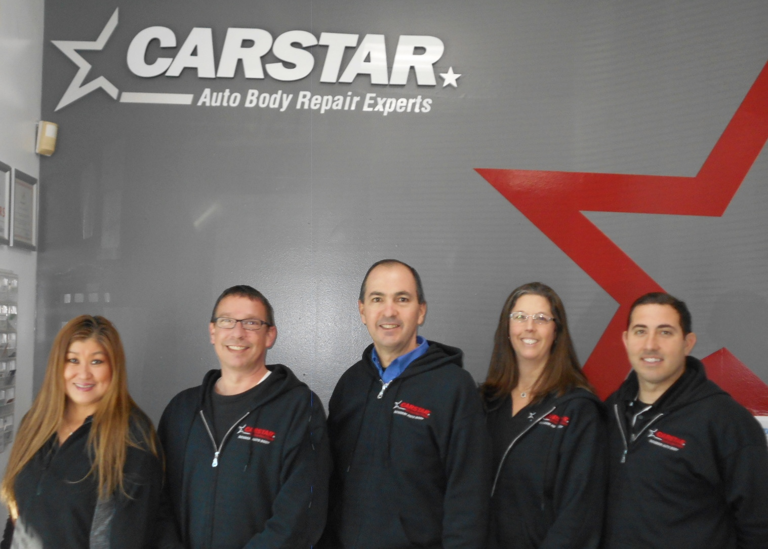 Scuderi CARSTAR: Front Office Staff