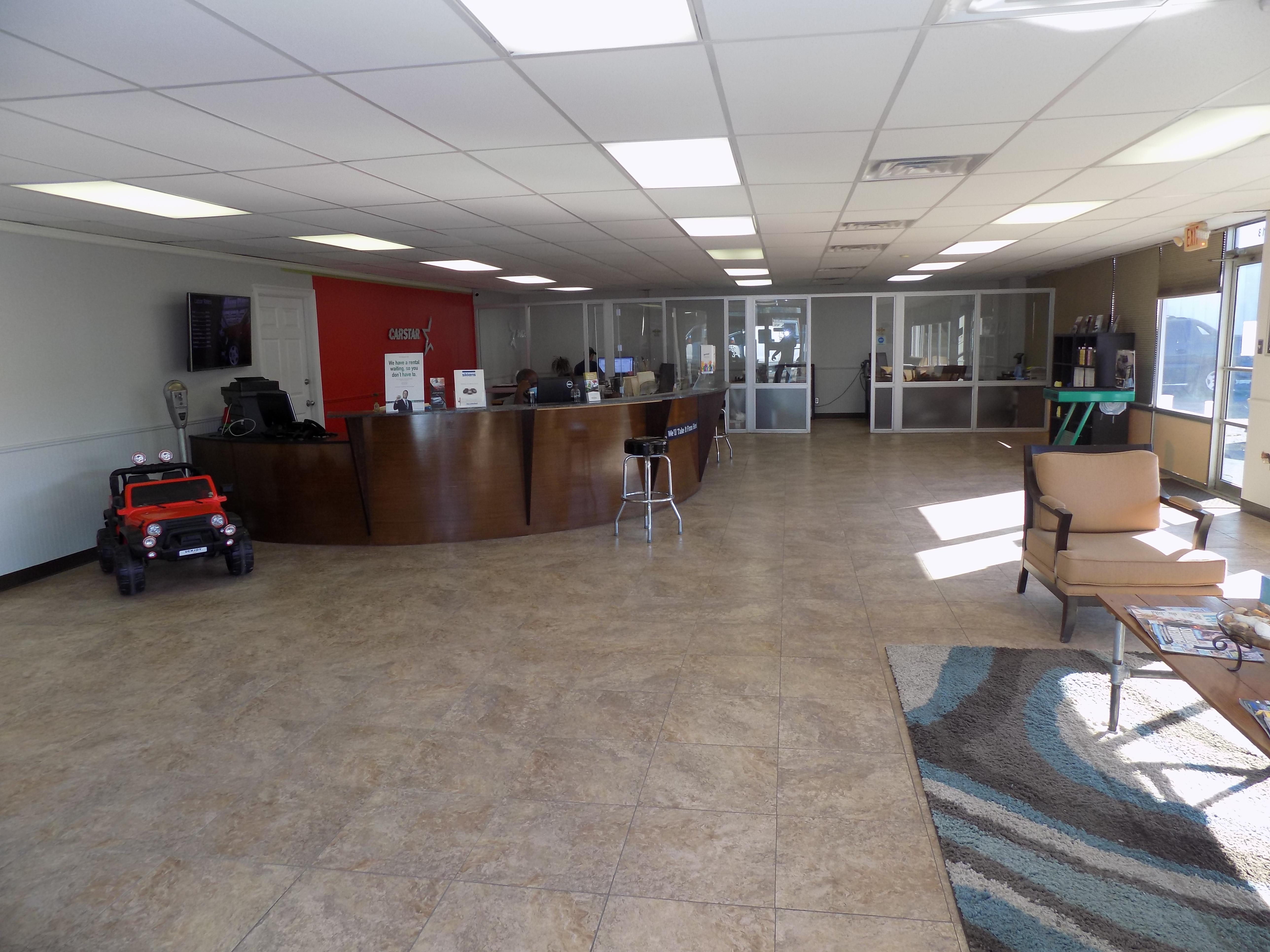 Carstar | Main Lobby