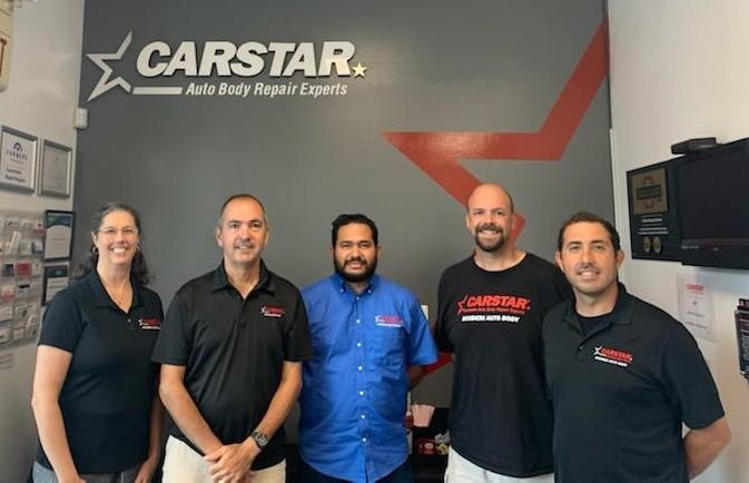 Carstar   The Scuderi Team