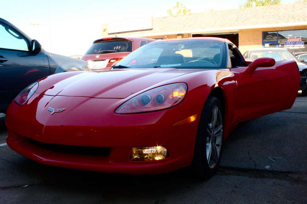 Scuderi CARSTAR: Corvette AFTER