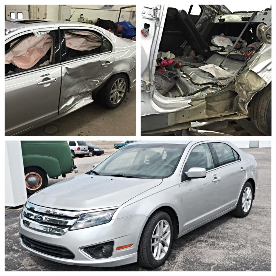 Carstar | Ford fix
