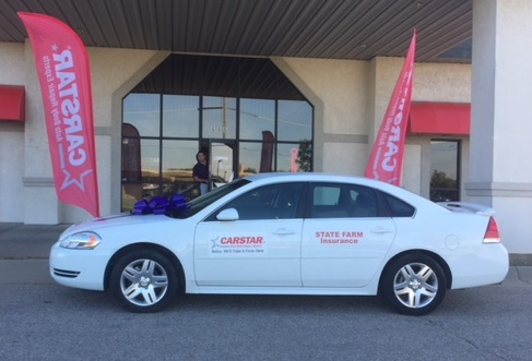 CARSTAR Collision Specialist West: Recycled Rides