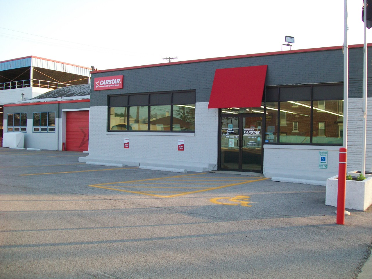 Come visit Dempsey-Adams CARSTAR in Granite City, IL for your collision repair needs today!