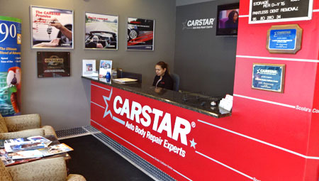 CARSTAR Scola's: Front Office
