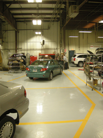 Ray's CARSTAR: Our facility