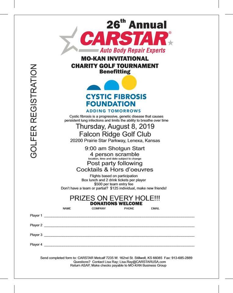 Carstar Mo-Kan Golf Tournament