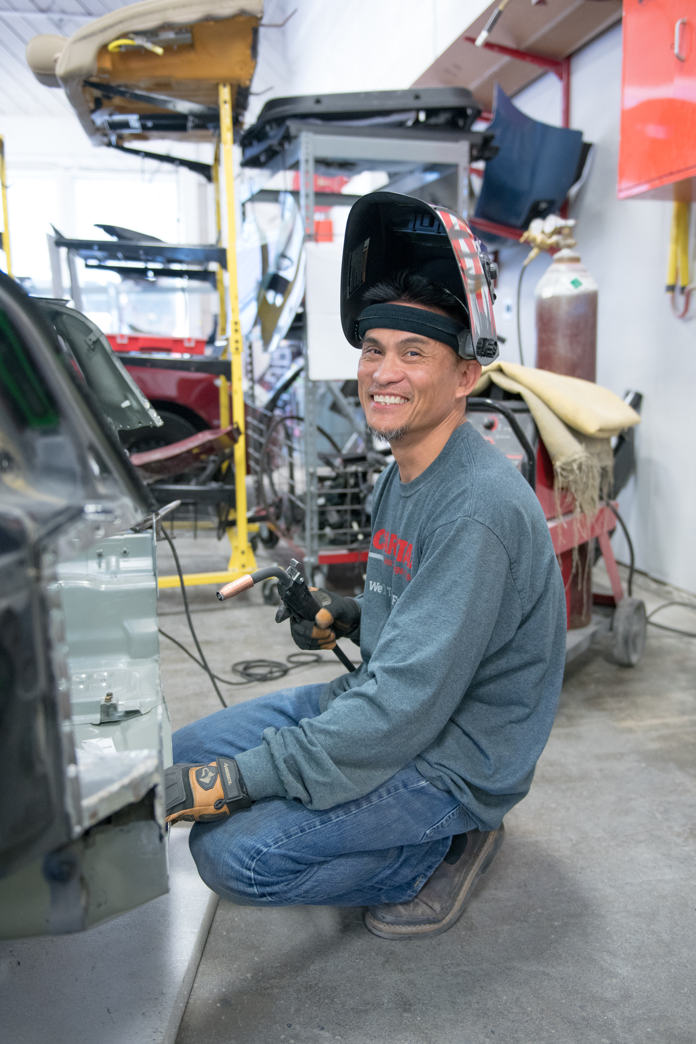 Ben Lagon- Autobody Technician