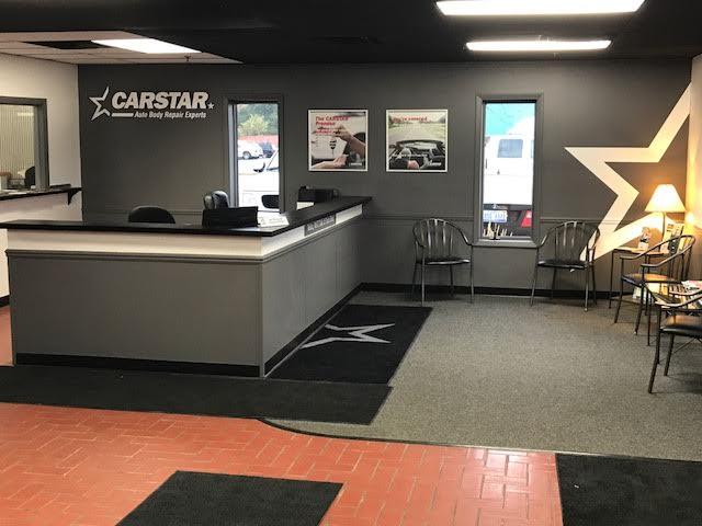 Carstar | Interior Office